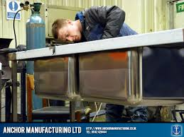 Kitchen Sink Manufacturers by Stainless Steel Kitchen Sinks Anchor Manufacturing Ltd