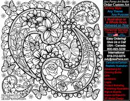 paisley design coloring pages animals paisley coloring page