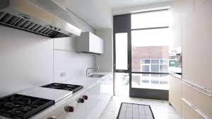 interior design u2014 sleek modern u0026 bright kitchen with hidden