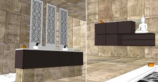 House 3d Model Free Download by Sketchup Texture Sketchup Model Bathroom
