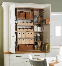 kitchen freestanding pantry design new home plans within free
