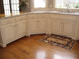 Antiqued Kitchen Cabinets Distressed Kitchen Cabinets How To Gallery Also Paint Stained