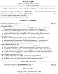 Moa Resume Sample by Two Page Resumes Format Virtren Com