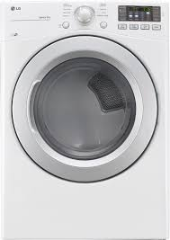 lg wm3170cw 27 inch 4 3 cu ft front load washer with 7 wash