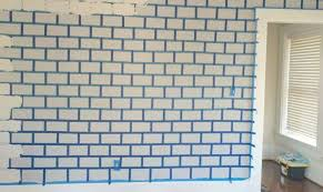 Fake Exposed Brick Wall 12 Stunning Ways To Get That Exposed Brick Look In Your Home