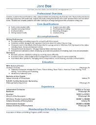 Professional Freelance Writer Templates to Showcase Your Talent     My Perfect Resume