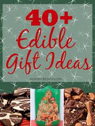 40 edible holiday gift ideas