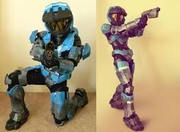 Halloween Halo Costumes Epic Body Halo Armor 10 Months Create Geek