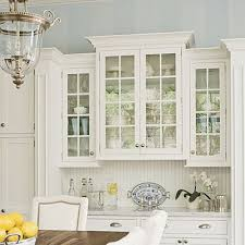 Kitchen Cabinets With Glass Doors Home Interior Design - Kitchen cabinet with glass doors