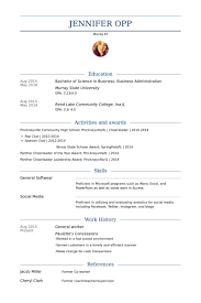 Ex Military Resume Examples by General Worker Resume Samples Visualcv Resume Samples Database