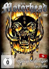 Download DVD   Motorhead   Attack In Switzerland   DVDRip x 264