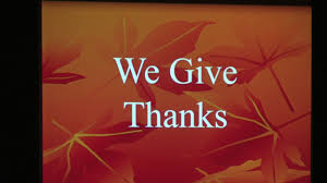 what is thanksgiving prayer thanksgiving prayer service 2016 youtube