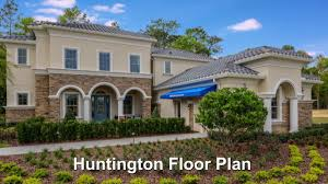 Huntington Floor Plan Taylor Morrison Orlando Walden Cove Huntington Model On Vimeo
