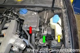 audi a4 b6 brake pressure sensor replacement 2002 2008 pelican