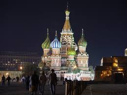 take a tour of Moscow,