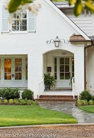 best 25 painted brick houses ideas on pinterest painted brick