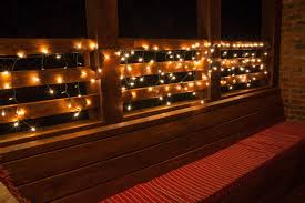 Patio Lights Outdoor by Outdoor String Lights On Deck Minimalist Pixelmari Com
