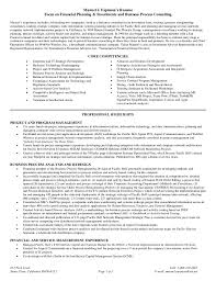 Resume Examples  Financial Planner Resume  financial management     Rufoot Resumes  Esay  and Templates