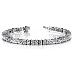 best black friday tennis deals 9 carat pink morganite tennis bracelet 14k rose gold