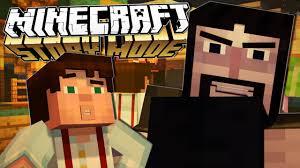 minecraft story mode ivor the evil episode 1 2 youtube