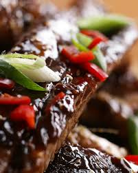 slow cooker ribs asian style proper tasty pinterest slow