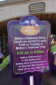 pre halloween party mouseplanet make the most of mickey u0027s halloween party at