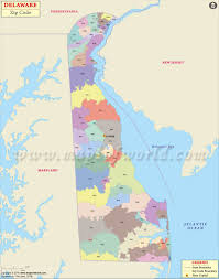 Zip Code Map Nc by Delaware Zip Code Map Delaware Postal Code