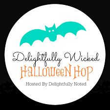 halloween wall art delightfully wicked halloween hop diy halloween book page art