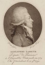 Alexandre-Théodore-Victor, comte de Lameth