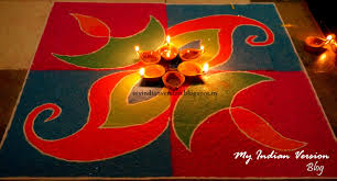 Diwali Decoration In Home My Indian Version Diwali Festival Decorations At My Home