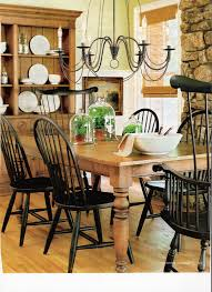 Country Style Dining Room Rustic Chic Farmhouse Kitchencozy Rustic Style Dining Room Table