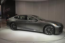 lexus ls ultra luxury package all new 2018 lexus ls myautoworld com
