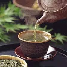 cellulite et thé vert