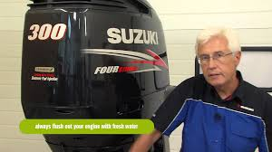 top tips flushing out your engine after use suzuki performance