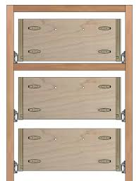 Kitchen Cabinet Drawer Fronts How To Build Drawer Boxes