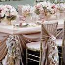 Table Linen Decoration Ideas | Weddings Romantique