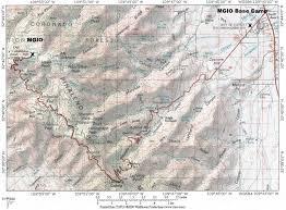 Map Az Directions To Mgio Base Camp Mount Graham International Observatory