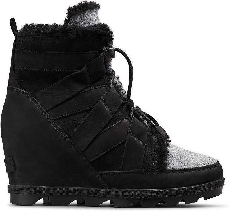 Sorel Joan Of Arctic Wedge II Cozy Ankle Bootie, Adult,