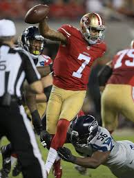 seahawks 49ers thanksgiving seahawks steamroll 49ers again in 20 3 loss the press democrat