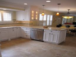 kitchen floors and cabinets for kitchen floors porcelain tile