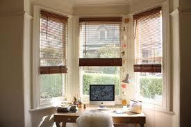 Bay Window Desk Bay Window Decorating Ideas How To Choose Furniture Layout Style