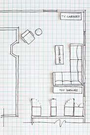 Home Design Graph Paper by How To Draw A Floor Plan Without Any Special Tools Or Computer