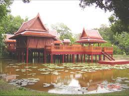 baan thai traditional thai house thai architecture travel