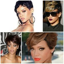 rihanna u0027s short hairstyles to rock in 2017 u2013 haircuts and