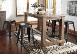 Ashley Furniture Dining Room Chairs Buy Ashley Furniture Pinnadel Rectangular Counter Height Table Set
