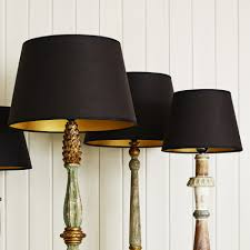 Small Lamp Table Black U0026 Gold Retro Shades View All Spring Spring