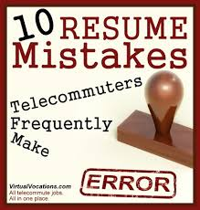 The Resume  Virtual Vocations