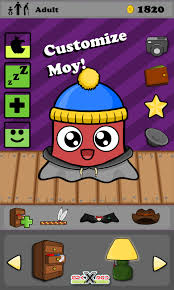 Moy     Virtual Pet Game v     Apk Hack Mod Game Name  Moy       Virtual Pet Game Category  Android Games Download Game Type  Classical Release Date              Language  English Size       MB