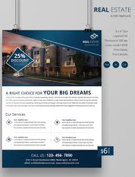 Website Design Ideas For Business 41 Psd Real Estate Marketing Flyer Templates Free U0026 Premium