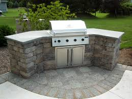 furniture prefab outdoor kitchens with drill and sink for outdoor
